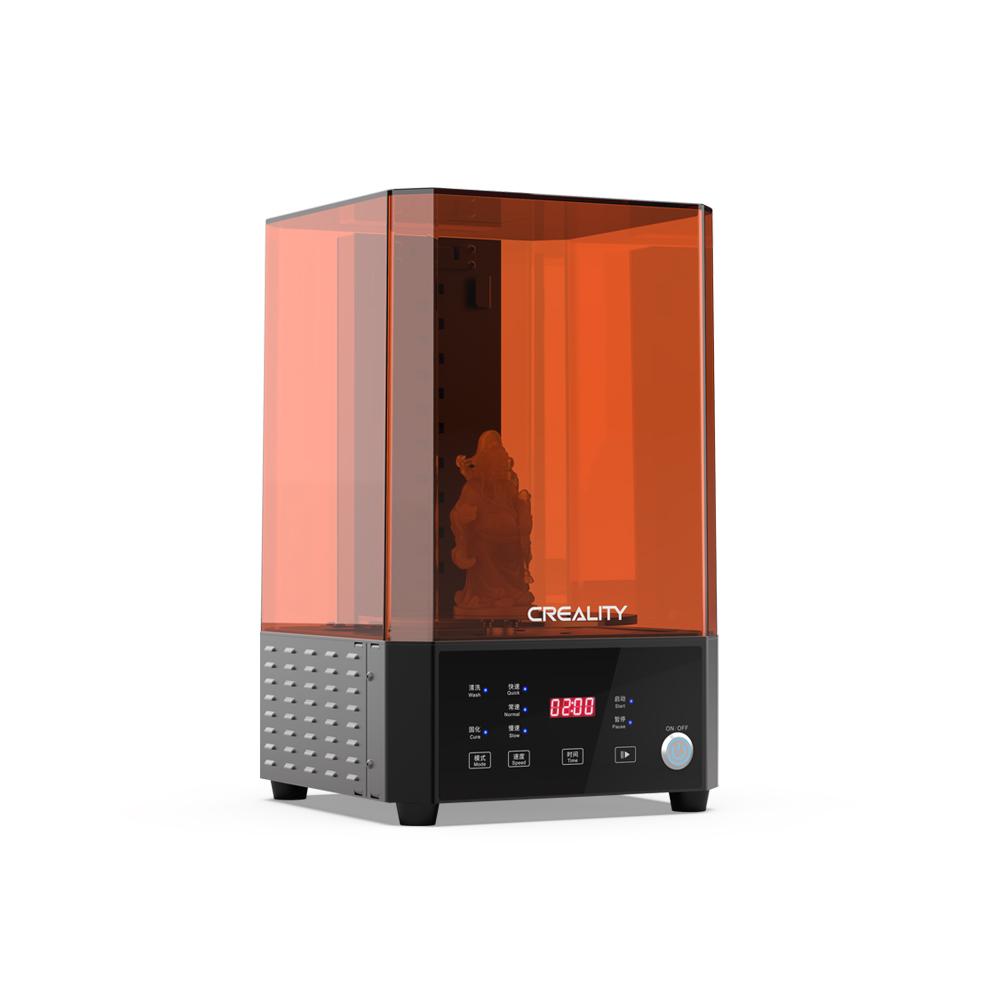 دستگاه شستشو و پخت قطعات زرینی Creality UW-01 Washing/Curing Machine