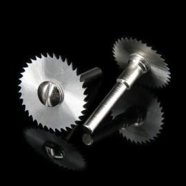 ست 6 عددی HSS ابزار برش دیسکی برای برش چوب و آلومینیوم