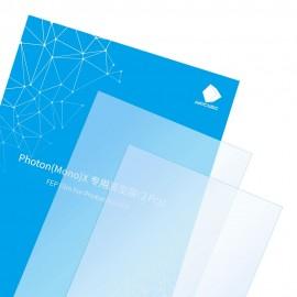 فیلم FEP مناسب برای پرینتر سه بعدی Anycubic Photon Mono X سایز  165X240mm
