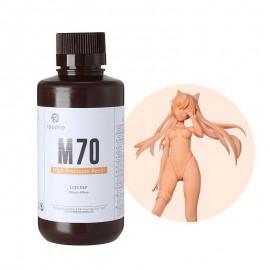 رزین M70 ساخت دقیق رزیون رنگ پوست  Resione M70 High Precision Resin