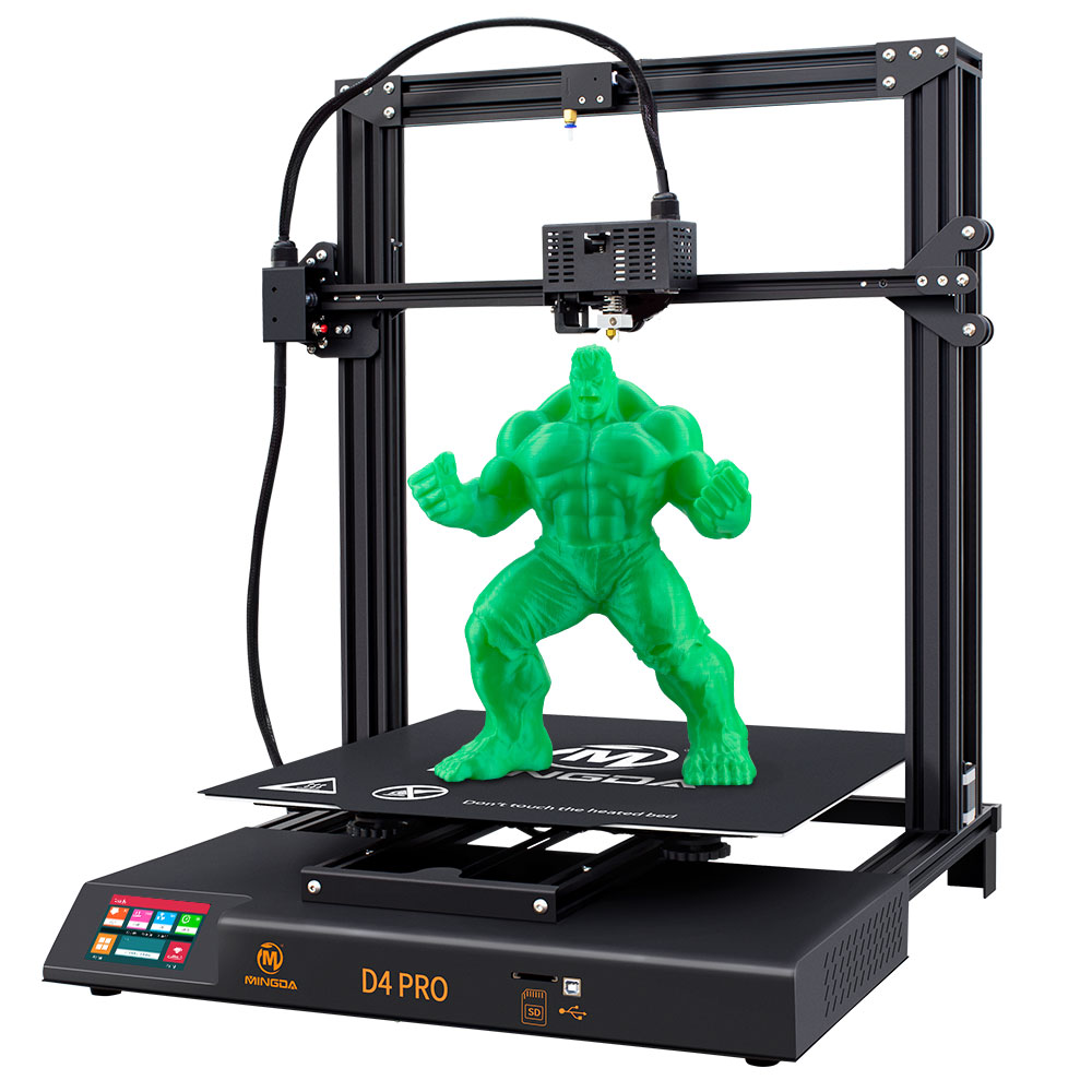 پرینتر سه بعدی MINGDA D4 Pro