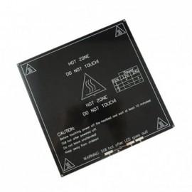 هیت بد(PCB Heated Bed) مدل MK2B مشکی