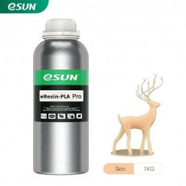 رزین eResin-Pro LCD/MSLA پرینتر سه بعدی بژ(رنگ پوست) برند ایسان Esun eResin-PLA Pro Beige
