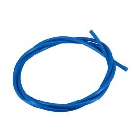 لوله تفلون PTFE با قطرخارجی4 و قطر داخلی2 آبی