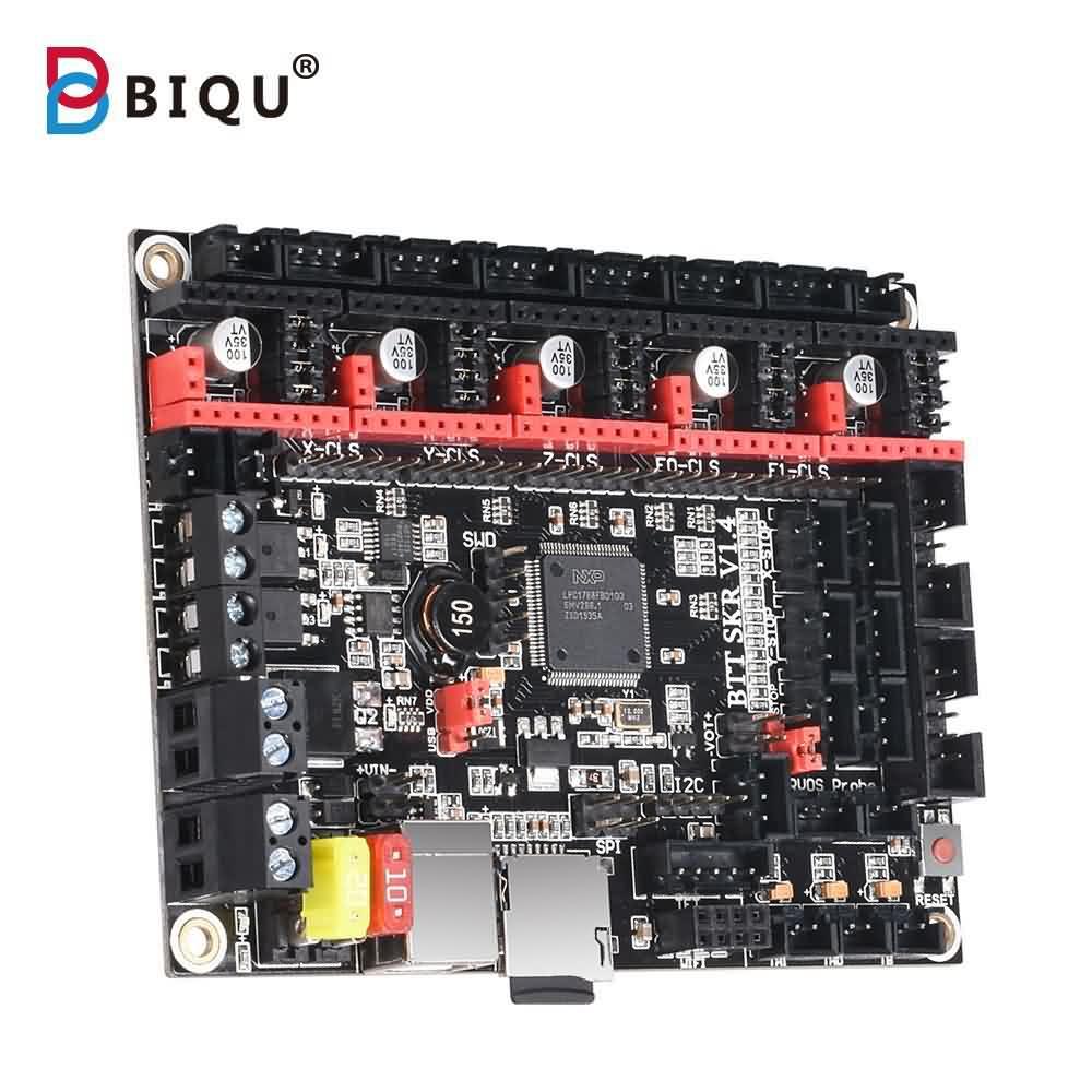 برد کنترلر پرینترهای سه بعدی BIGTREETECH SKR V1.4 Turbo control board 32 Bit