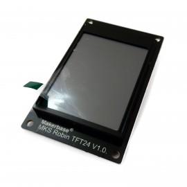 برد کنترلر پرینترهای سه بعدی MKS Robin Nano STM32 همراه با نمایشگر رنگی و لمسی Robin TFT2.4