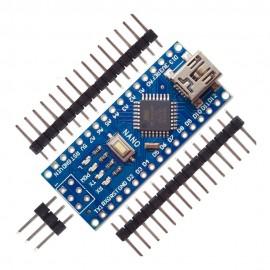 برد آردوینو Nano نسخه 3 با چیپ مبدل CH340G