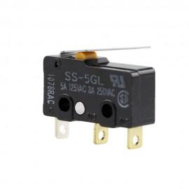ماژول سنسور برخورد - میکروسوئیچ اصلی SS-5GL 5A 250VAC