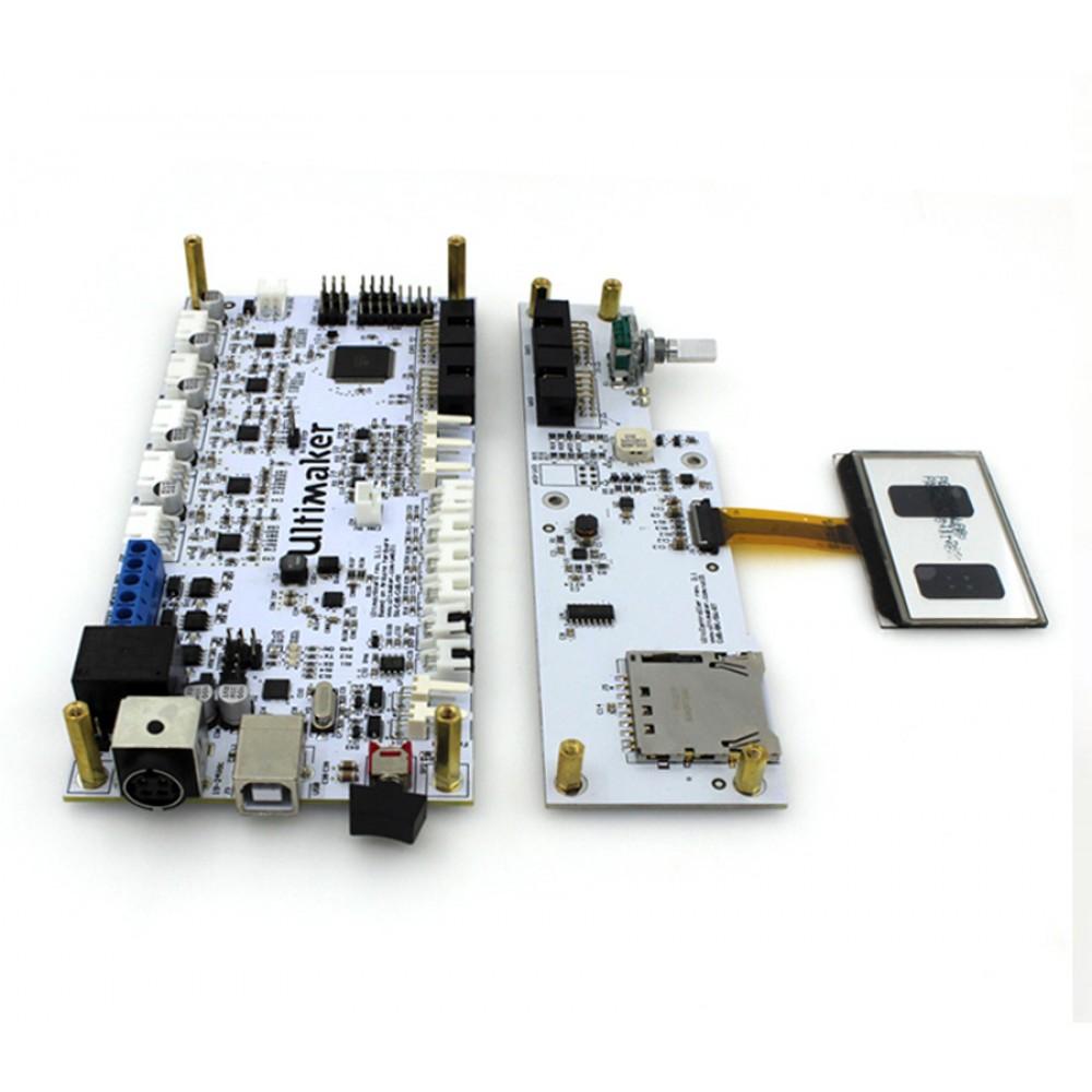 برد کنترلر و نمایشگر آلتیمیکر - Ultimaker Controller Board & LCD Board