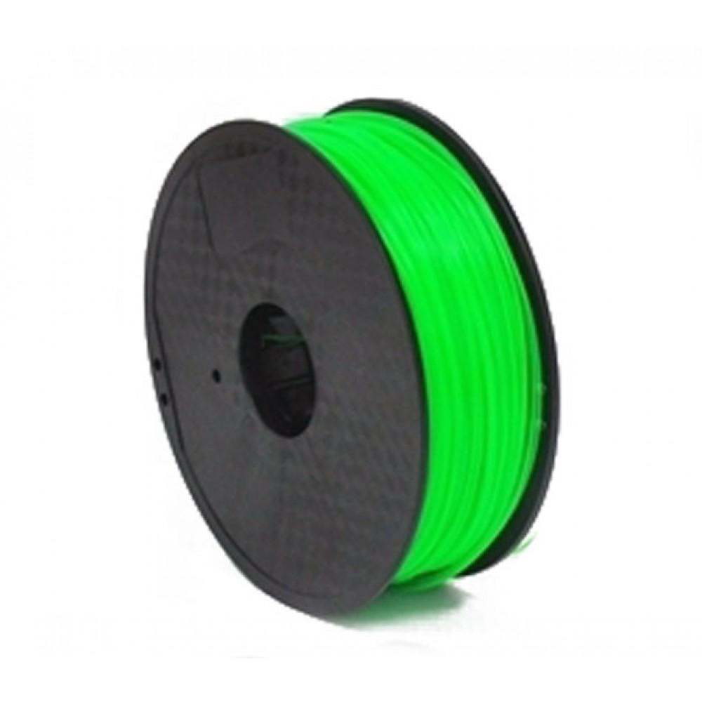 فیلامنت PLA سبز شفاف 1.75mm