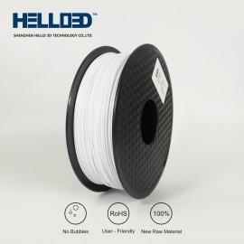 فیلامنت ABS برند HELLO 3D رنگ سفید 1.75mm