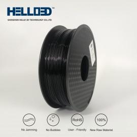 فیلامنت PLA برند HELLO 3D رنگ سیاه 1.75mm