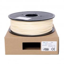 فیلامنت PLA سفید عاجی 1.75mm