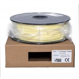 فیلامنت PLA زرد پاستلی 1.75mm
