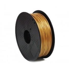 فیلامنت PLA طلایی صدفی 1.75mm