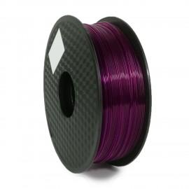 فیلامنت PLA بنفش شفاف 1.75mm