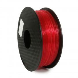 فیلامنت PLA قرمز شفاف 1.75mm