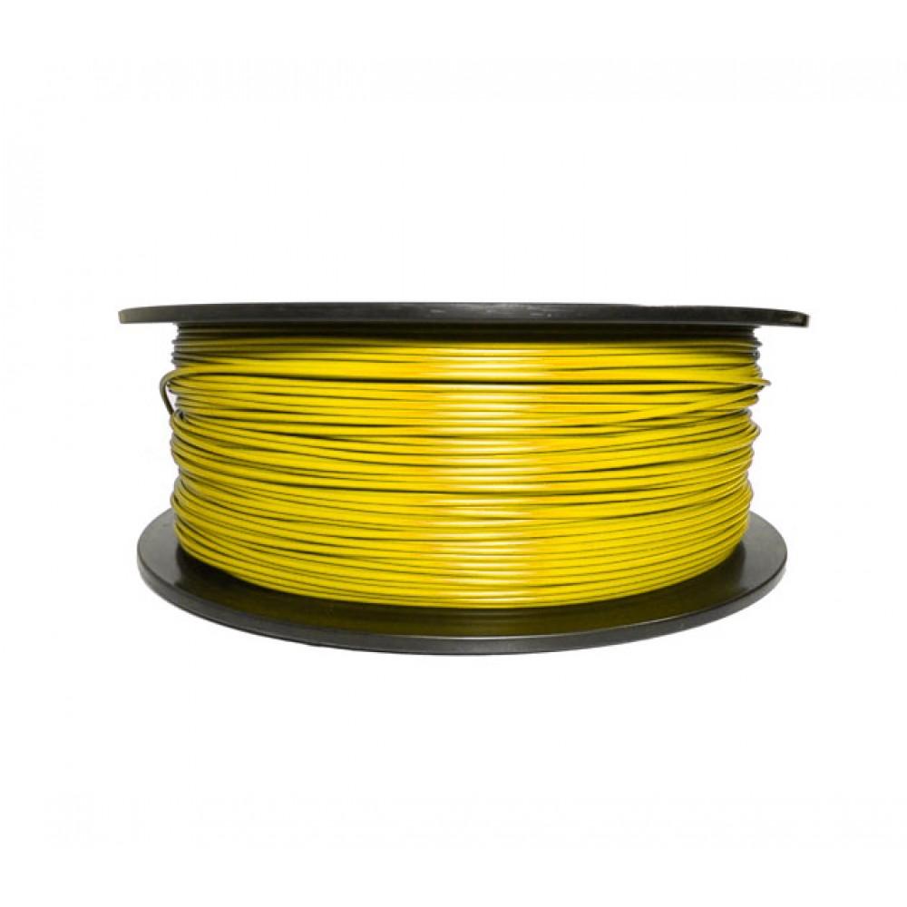 فیلامنت PLA-SILK زرد 1.75mm