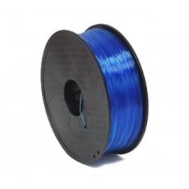 فیلامنت PLA آبی شفاف 1.75mm