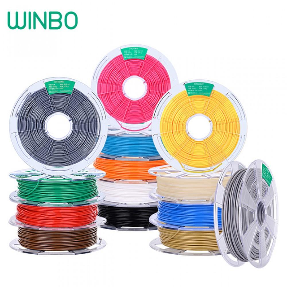 فیلامنت قطر3میلیمتر PLA شرکت Winbo