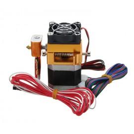 اکسترودر مدل MK8 پرینتر سه بعدی (فیلامنت 1.75mm، هیتر، ترمیستور)