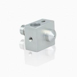 نازل مخصوص اکسترودر J-head نازل 0.3 mm و فیلامنت 1.75 mm