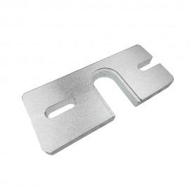 براکت آلومینیومی مناسب برای نگهداری هات اند E3D V5