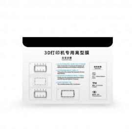 فیلم FEP مناسب برای پرینتر های سه بعدی Creality LD-002R سایز  140X200mm