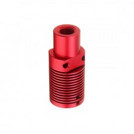 هیت سینک آلومینیومی Hotend مناسب برای پرینتر سه بعدی  CR-10S PRO و CR-10 MAX