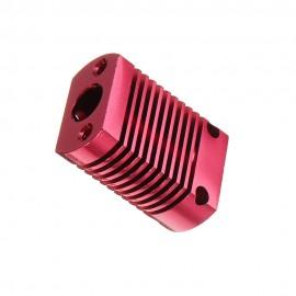 هیت سینک آلومینیومی Hotend مناسب برای پرینتر سه بعدی  Ender-3 و Ender-5 و CR-10 و CR-10S