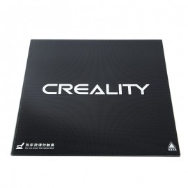 شیشه هیت بد جنس سیلیکون-کربن 235x235 مخصوص Creality Ender-3