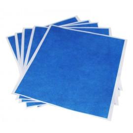 """چسب مقاوم در برابر حرارت """"بلو تیپ"""" 220x220 میلی متر - blue masking tape"""