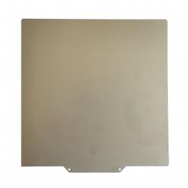 صفحه چاپ منعطف و مغناطیسی از جنس استیل با روکش PEI سایز 235x235 میلی متر