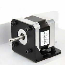 براکت فلزی مناسب برای نگهداری استپر موتور nema17
