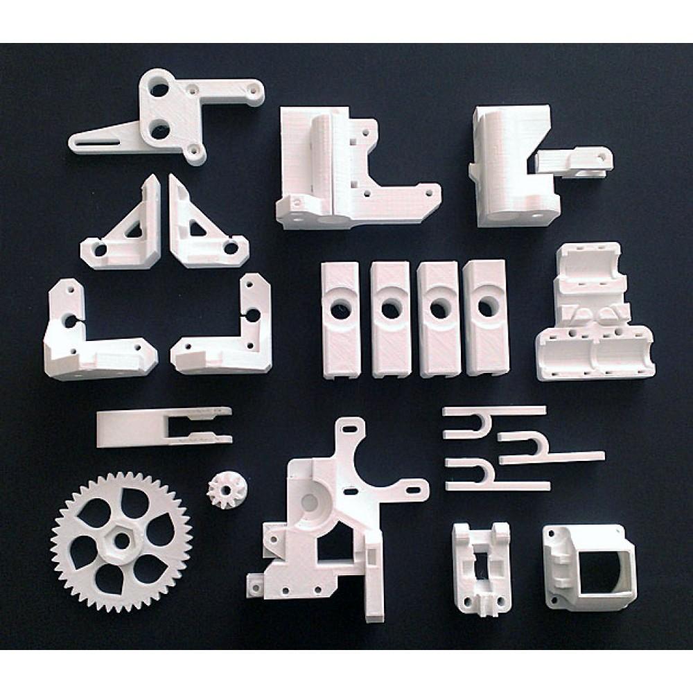 کیت قطعات پلاستیکی پرینتر سه بعدی Prusa i3