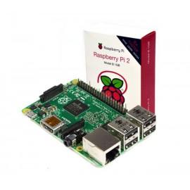 رزبری پای ۲ مدل ب با ۱ گیگ رم - Raspberry Pi 2 Model B 1GB